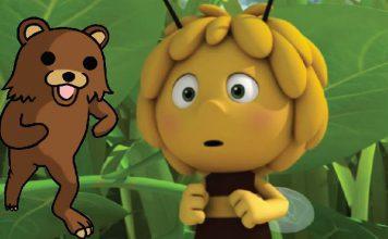 Maya l'abeille pénis pedobear