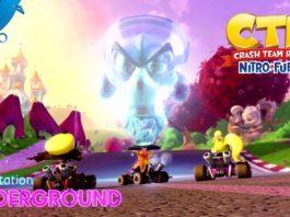 mode aventure de Crash Team Racing Nitro-Fueled