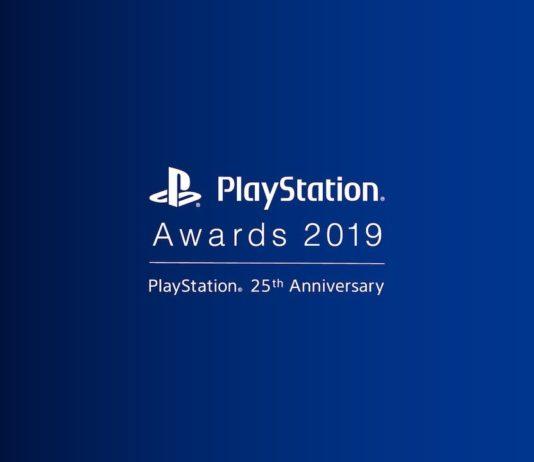 PlayStation Award 25 ans