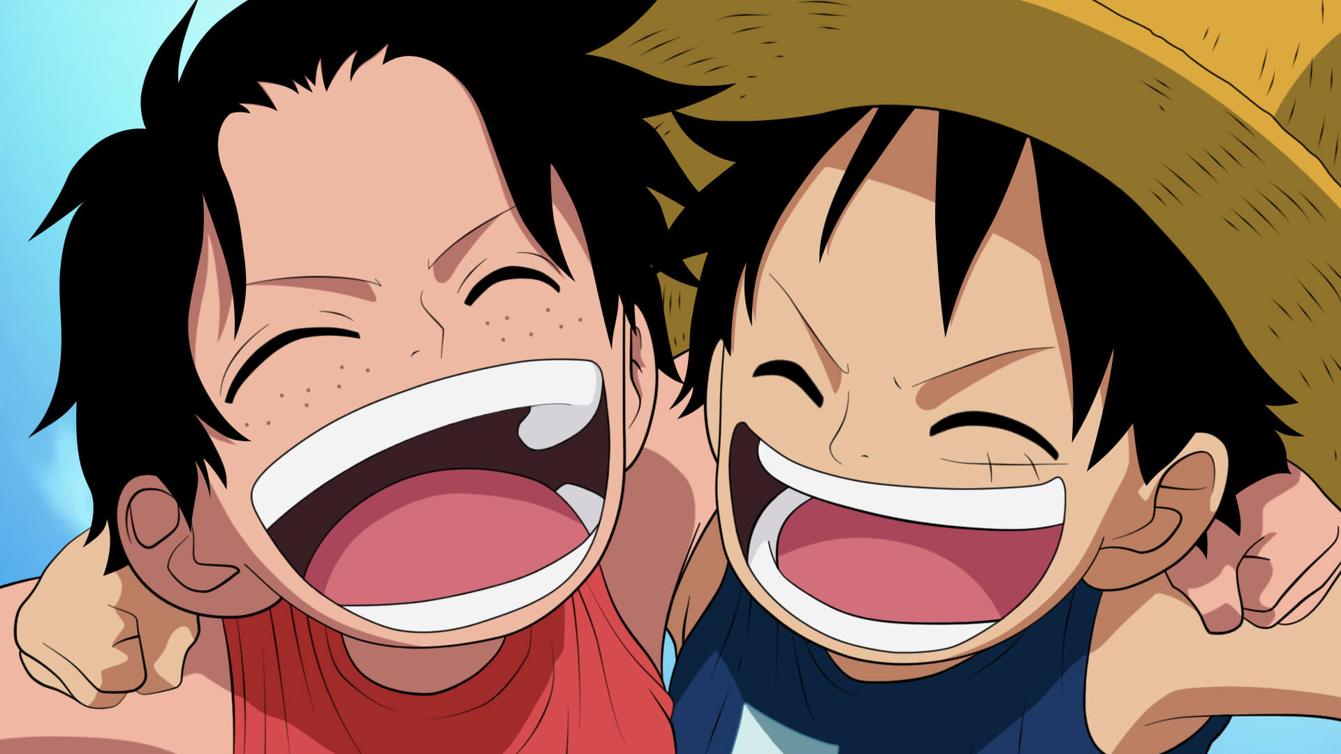 Ace luffy kid spin-off ace