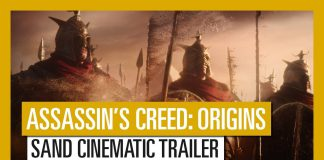 Assassin's creed origins from sand