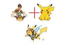 Pokémon + overwatch