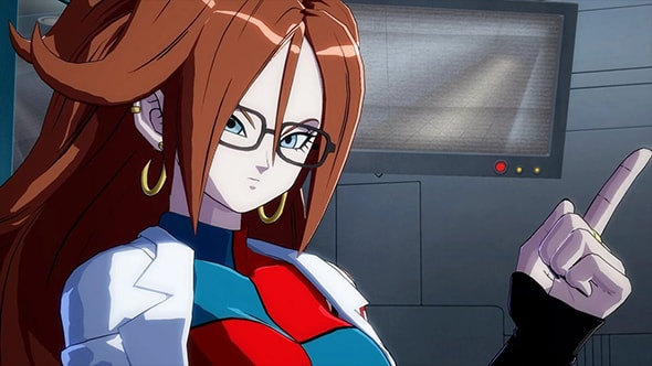 c-21 android 21 dragon ball fighterz