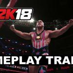 WWE 2K18 ROAD TO GLORY GAMEPLAY