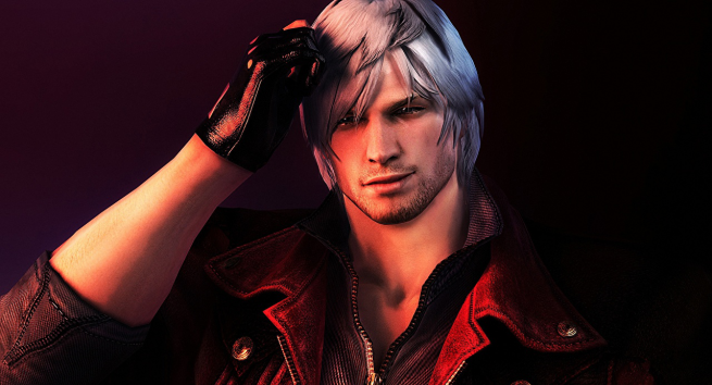 Dante devil may cry 5 V leak fuite