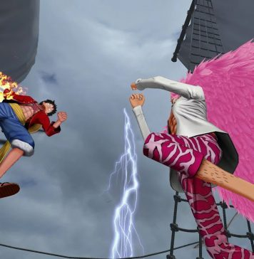 One Piece vr Grand Cruise gameplay