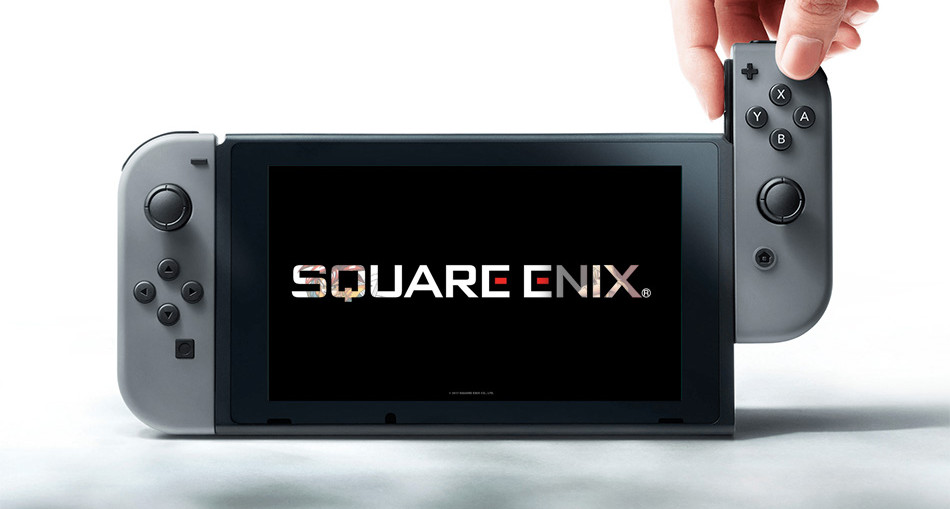 Switch vs Squere Enix