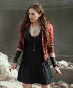 The red Witch that could have played in Star Wars