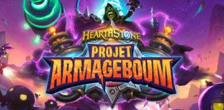 Hearhstone Armageboum