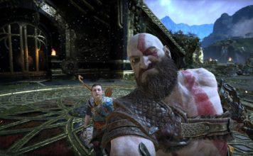 kratos god of war 4 egypte