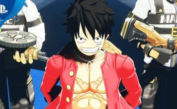 One Piece World Seeker - Gamescom 2018