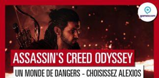 Assassin's Creed odyssey gamescom 2018