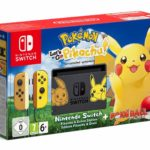 Nintendo Switch Pokemon Let's GO