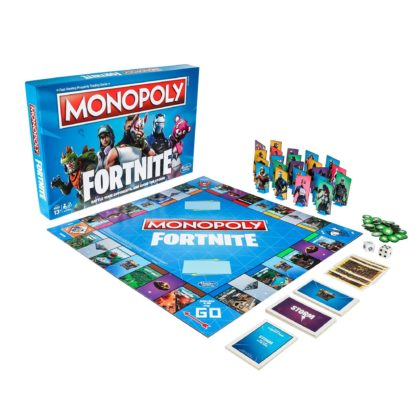 Monopoly hasbro fortnite battle royal 1