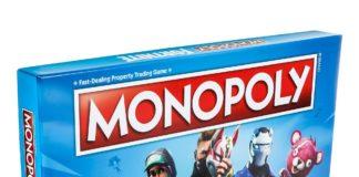 Monopoly hasbro fortnite battle royal