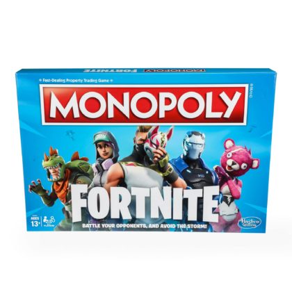 Monopoly hasbro fortnite battle royal 4