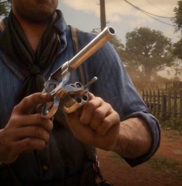 Red Dead Redemption II serait trop réaliste armes de Red Dead Redemption II
