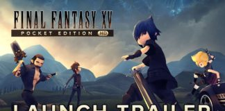 final fantasy xv pocket edition hd ps4 xbox one switch