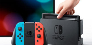 mise à jour 6.0.0 de la Nintendo Switch