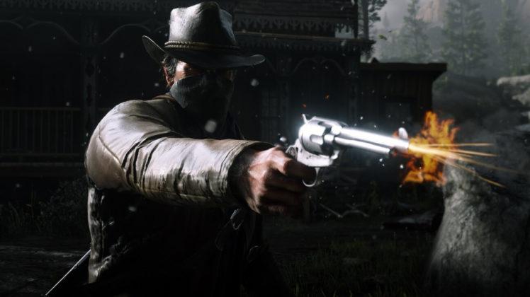 nouvelles images pour Red Dead Redemption II