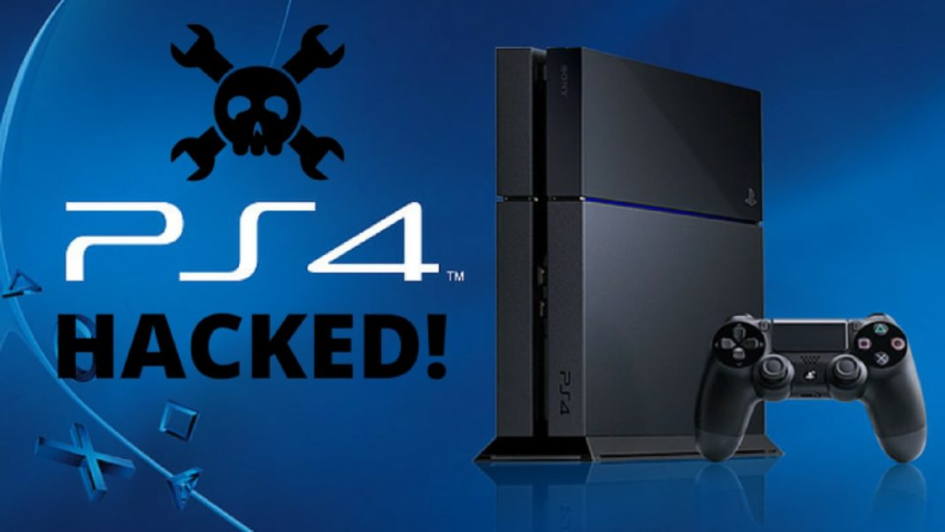 message peut bloquer votre PS4