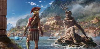La position des coffres légendaires d'Assassin's Creed Odyssey