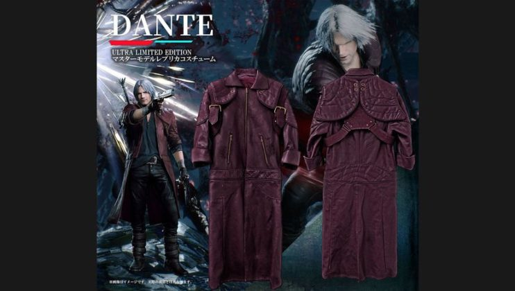 devil may cry 5 edition ultra collector dante