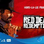 trailer de lancement de Red Dead Redemption II