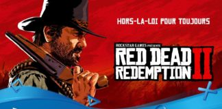trailer de lancement de Red Dead Redemption II