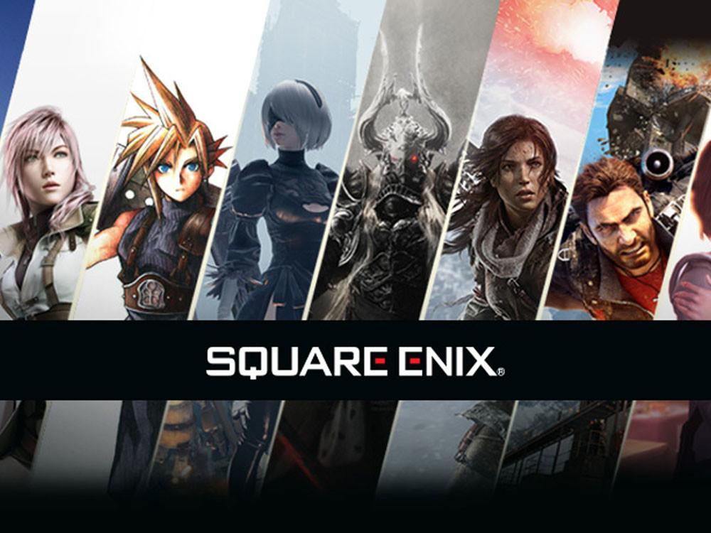 square Enix john heinecke