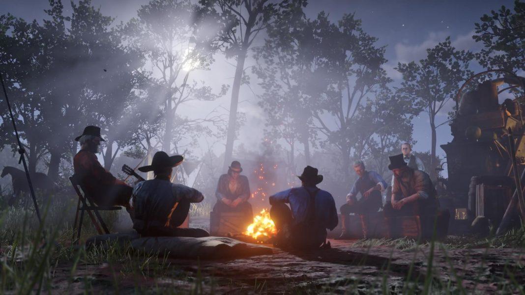 durée de vie de Red Dead Redemption II
