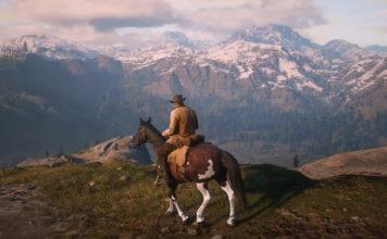 carte de Red Dead Redemption II