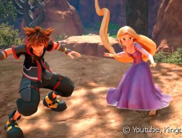 Raiponce Kingdom Hearts 3
