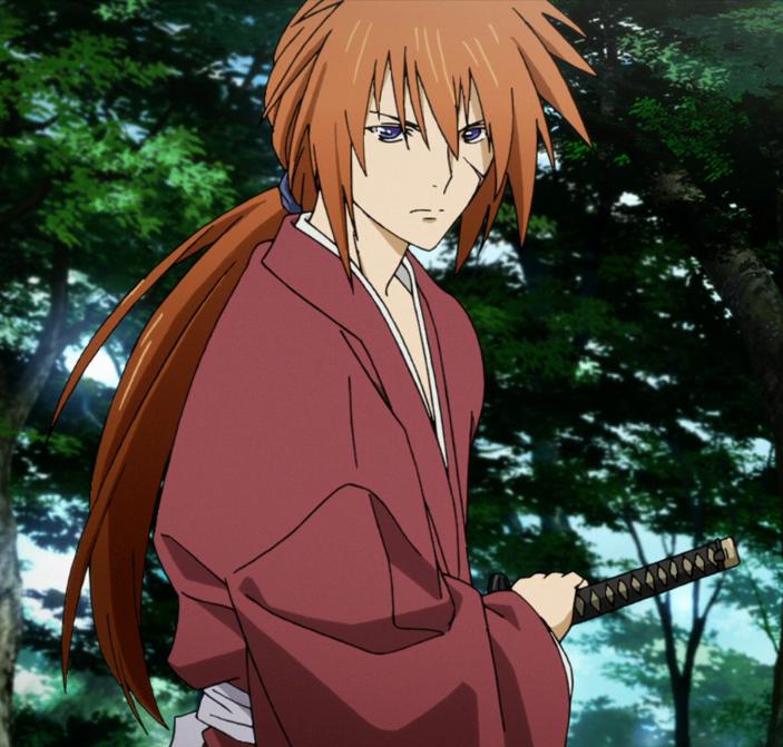 Kenshin Himura Jump Force Manga