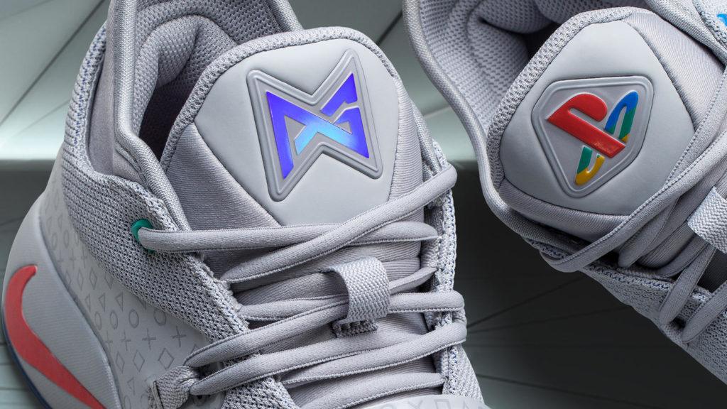 Nike et Sony sortent des Baskets PlayStation