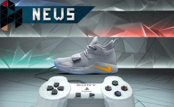 Vignette News Nike et Sony sortent des Baskets PlayStation