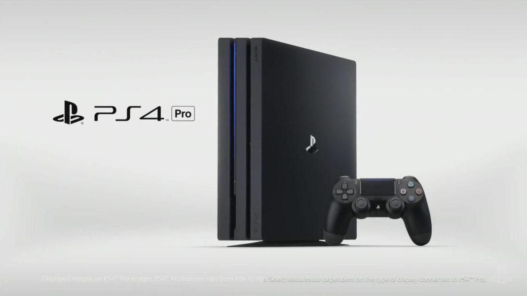 nouvelle PS4 Pro