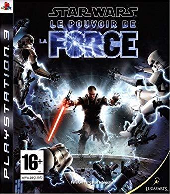 Jacquette Star Wars le Pouvoir de la Force