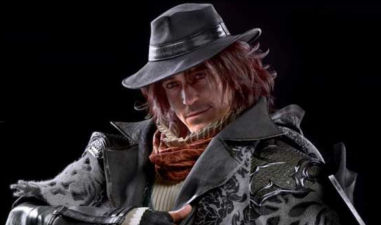 Ardyn de Final Fantasy XV