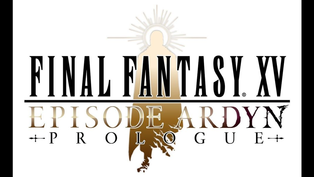 Teaser de Final Fantasy XV Episode Ardyn Prologue