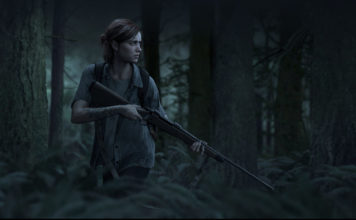 the last of us + concept art inédite par Naughty Dog