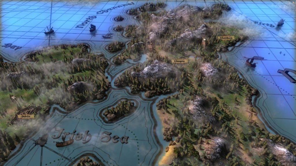 map Medieval : Kingdom Wars Test/Preview