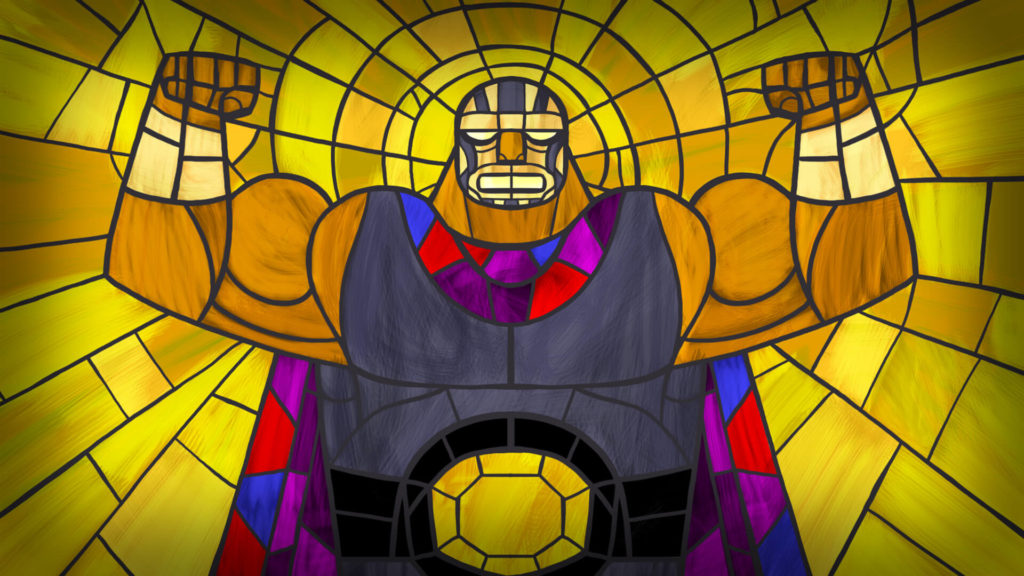 Test Review Guacamelee! 2 Graphismes