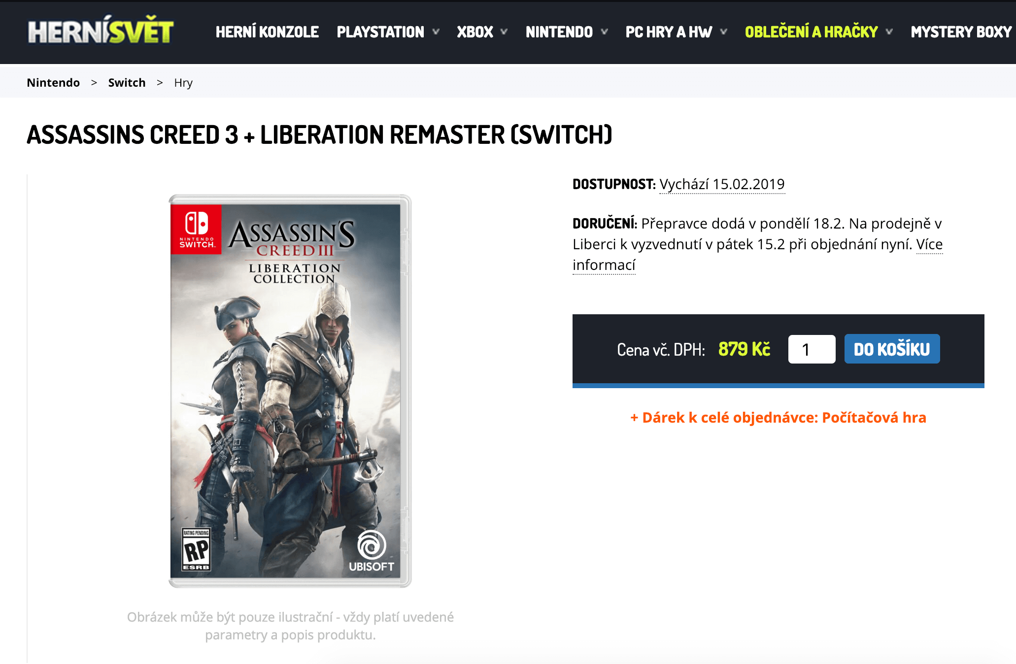 assassin's creed switch