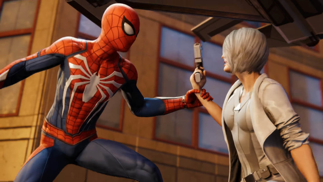 DLC 3 Spider-Man Le Retour de Silver
