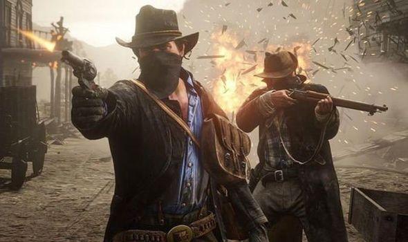 Image de Red Dead Redemption 2 pour Red Dead Online