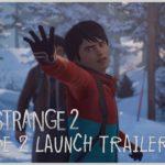 Life is strange 2 episode 2 bande-annonce video captain spirit retour
