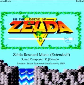 Bug Minus World du jeu The Legend of Zelda sur Famicom