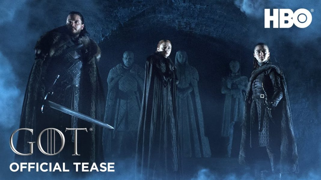 game of thrones saison 8 trailer date de sortie