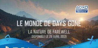 nouveau trailer de Days Gone